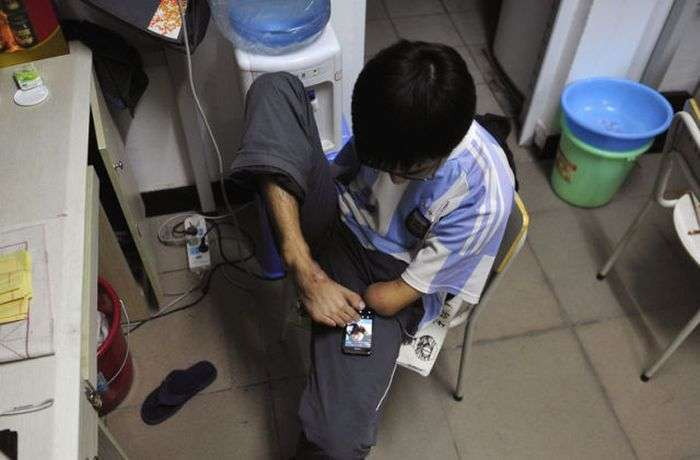 Сильний хлопець по імені Фан Лінг (17 фото)
