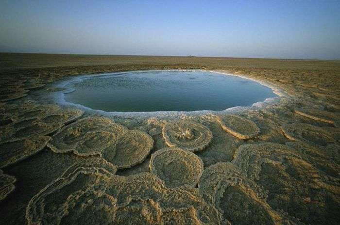 Ворота в пекло - ТОП-9 незвичайних місць (15 фото)