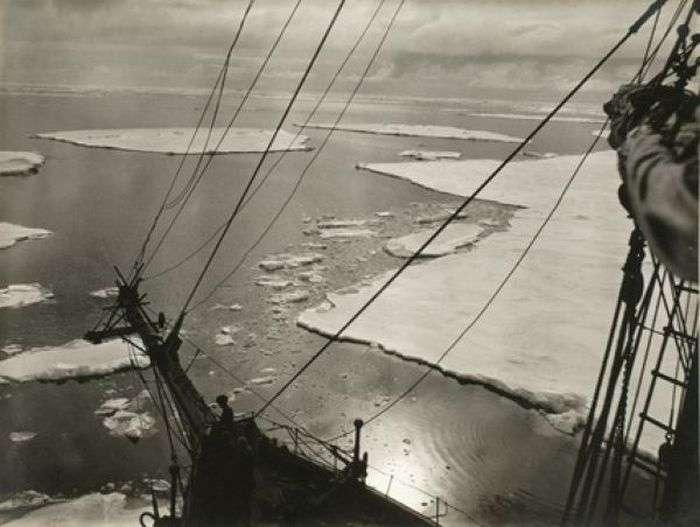 Дивовижні знімки провальною експедиції Ернеста Шеклтона (75 фото)