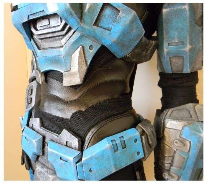 Робимо косплей костюм персонажа з гри HALO (105 фото)
