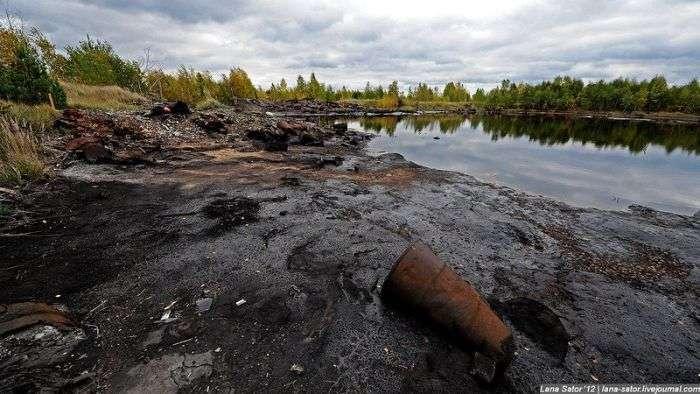 Найбрудніший водойма на планеті (18 фото)