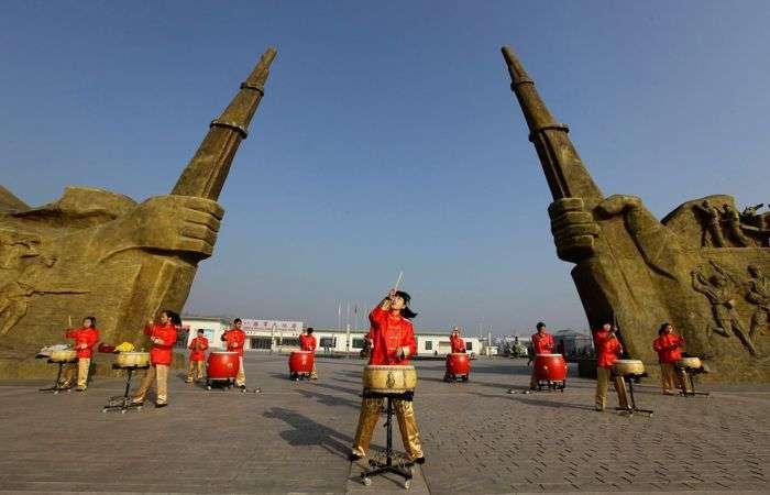 Фотопрогулянка по сучасного Китаю (42 фото)