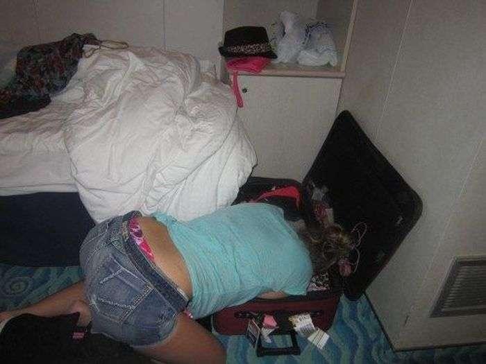 Американські студенти відриваються на повну котушку (55 фото)