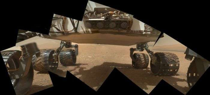 Дивовижні знімки Марса (21 фото)