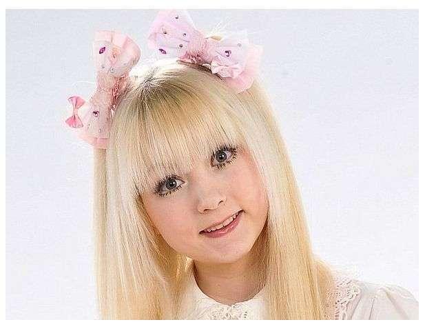 15-річна жива лялька Venus Palermo (15 фото)