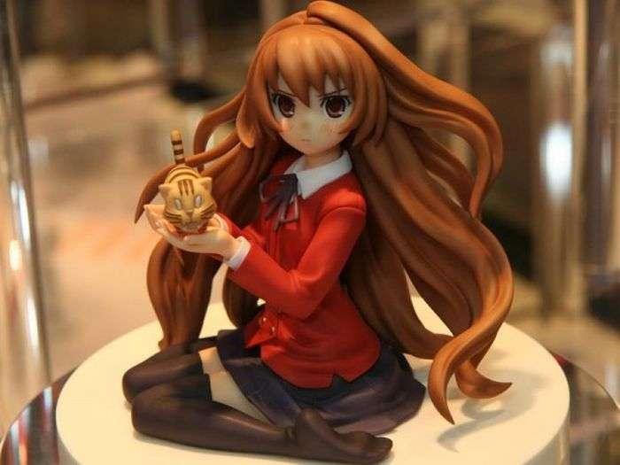 Ляльки з японського аніме і фентезі (39 фото)
