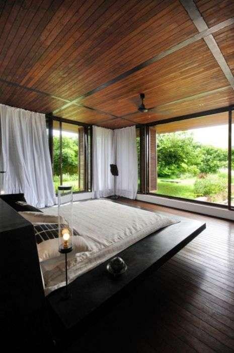 Шикарні дизайнерські інтерєри будинків і квартир (36 фото)