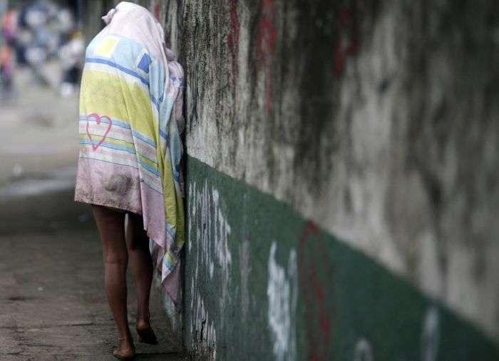 Життя наркоманів Бразилії з несприятливих районів (32 фото)