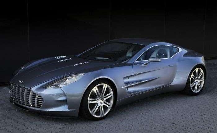 ТОП-10 найдорожчих автомобілів за 2012 рік (12 фото)