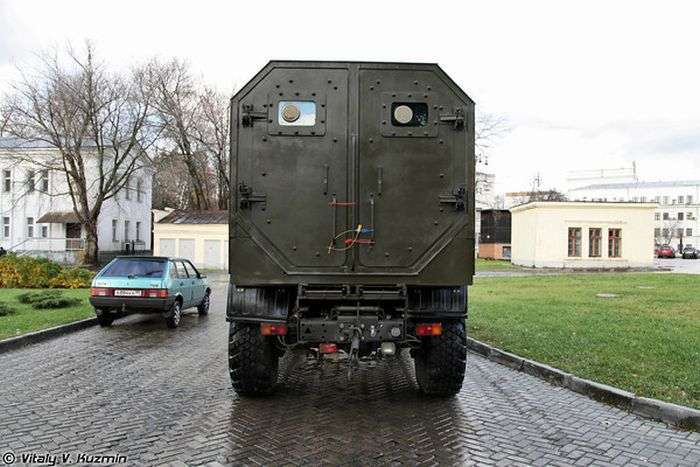 Спецавтомобіль Горець-До (22 фото)