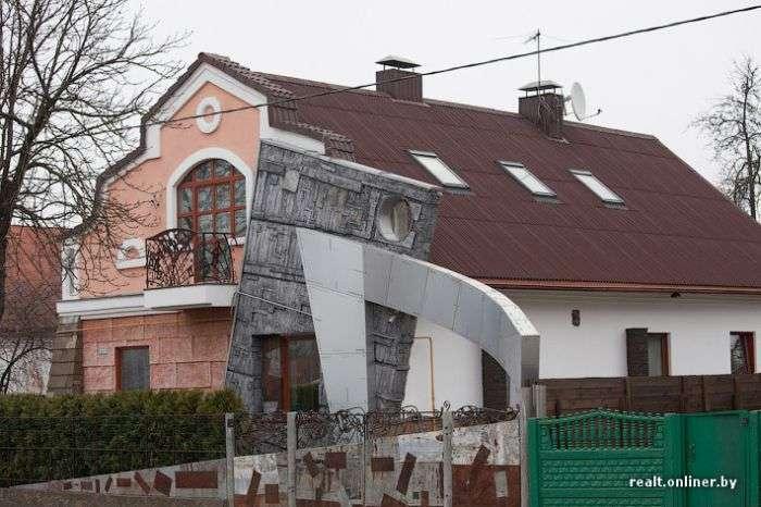 Будинок мрії не як у всіх (67 фото)