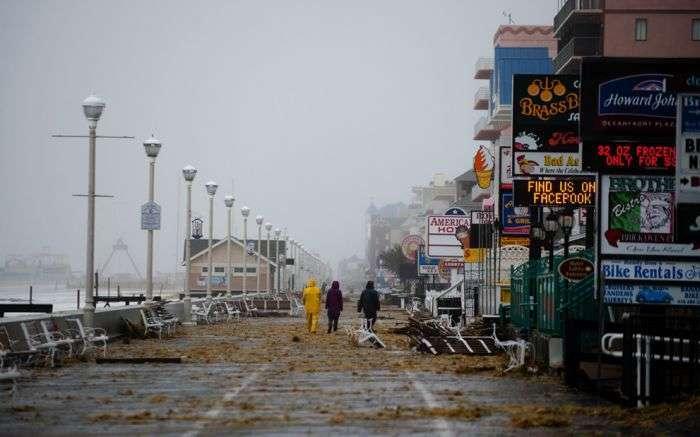 Руйнувань від урагану Сенді (173 фото)