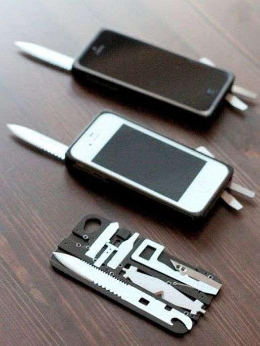 Багатофункціональний чохол для iPhone (11 фото)