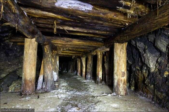 Покинутий рудник XVIII століття (34 фото)