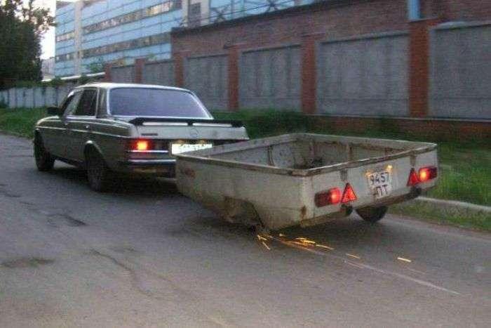 Таке можна побачити тільки в Росії (56 фото)