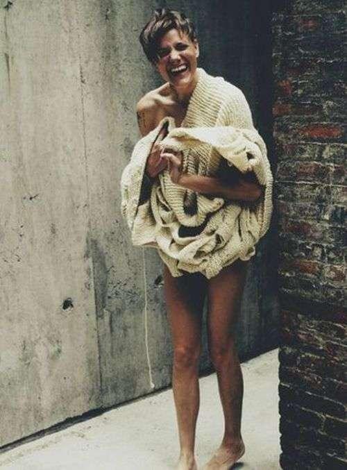 Перша в світі жінка-манекенник (21 фото)