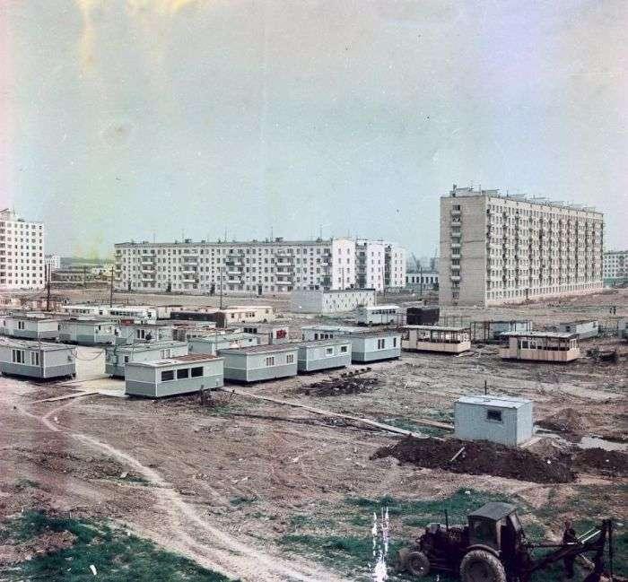 Архівні фотографії старої Москви (25 фото)