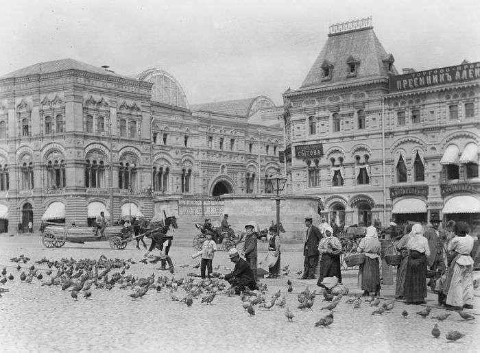 Знімки старої Москви (37 фото)
