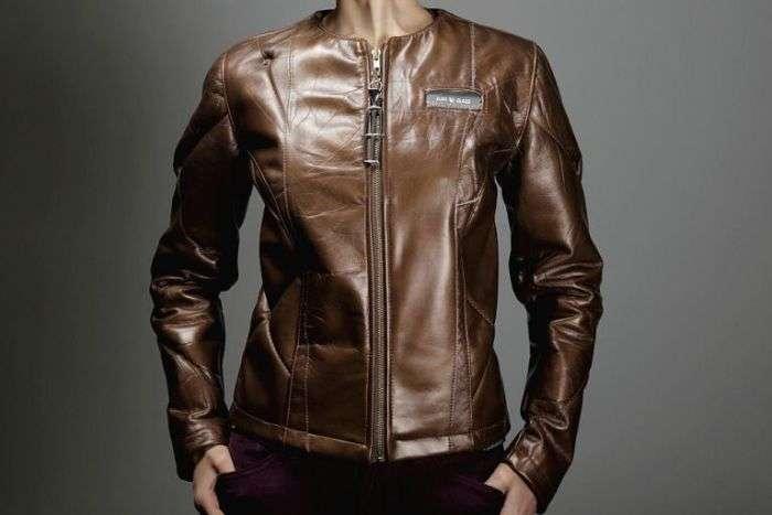 Шкіряні куртки з салонів автомобілів (15 фото)