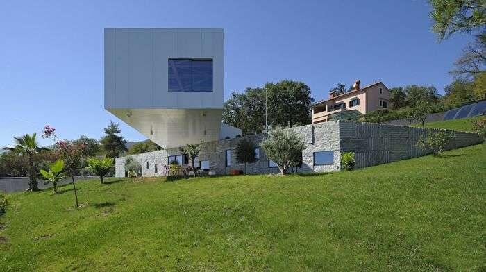 Дивовижний дизайн будинку в Хорватії (14 фото)