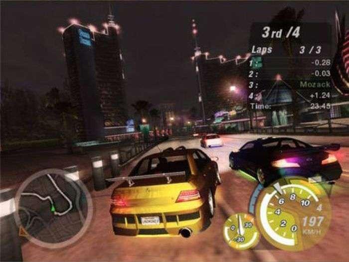 Як вдосконалювалася графіка гри Need For Speed (18 картинок)