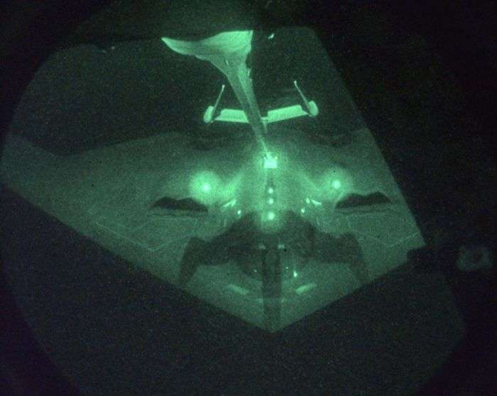 Військові дії в нічний час доби (47 фото)
