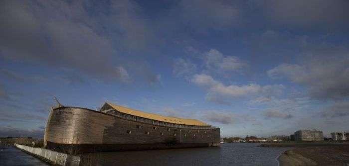 Голландець побудував точну копію біблійного ковчегу (13 фото)