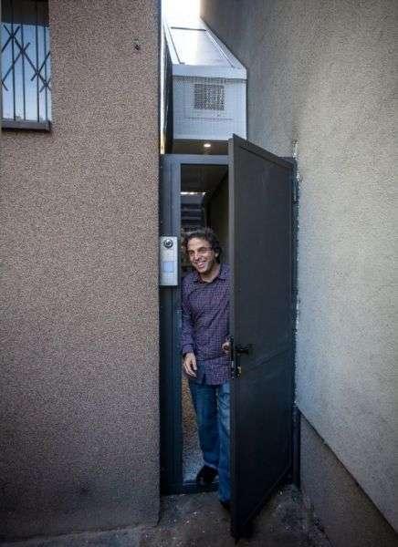 Найвужчий будинок у світі (28 фото)