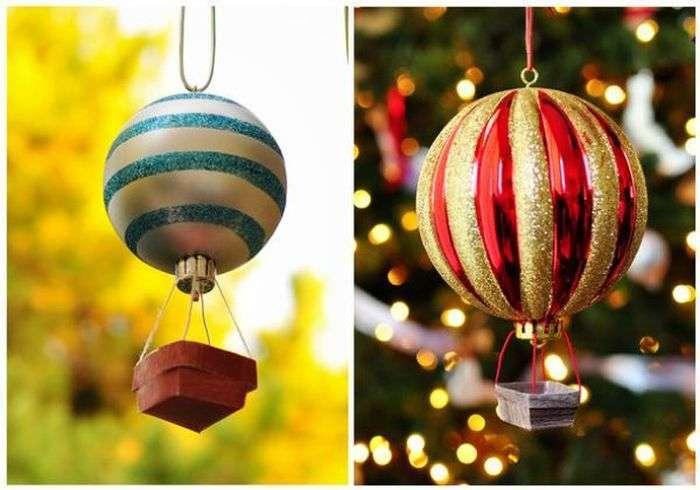 Як прикрасити будинок до Нового року (38 фото)