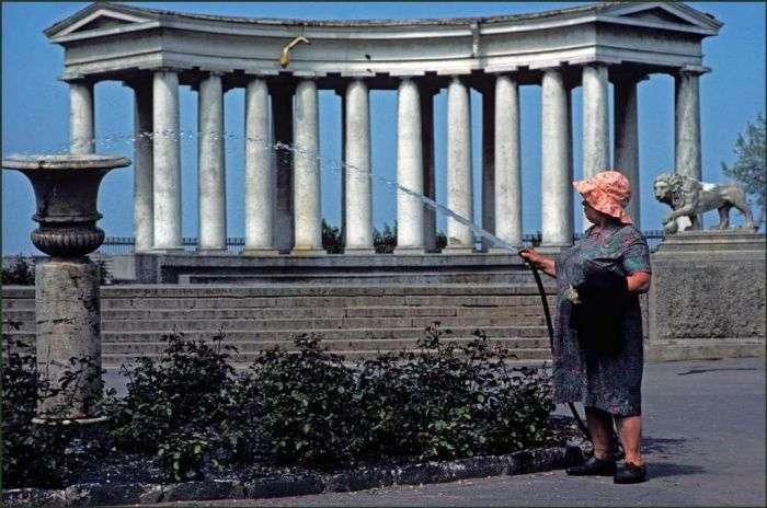 Як іноземці бачили Одесу 70-80х років (44 фото)