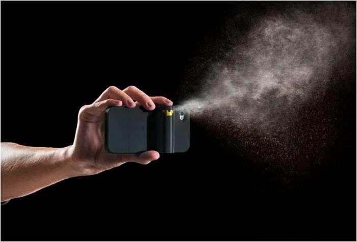 Мобільний телефон тепер зможе допомогти при самообороні (12 фото)