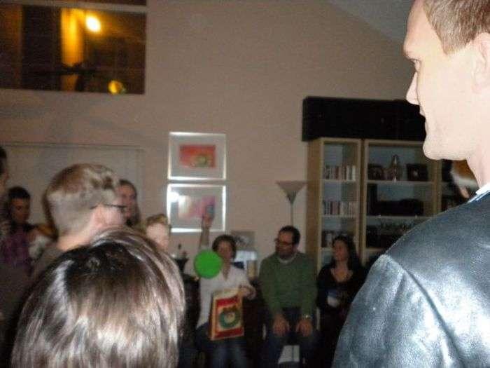 Зоряна вечірка за допомогою фотошопу (21 фото)