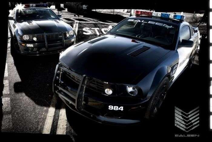 Круті поліцейські транспортні засоби (74 фото)