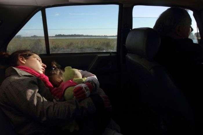 Нещасні діти, виховані в тюрмах (30 фото)