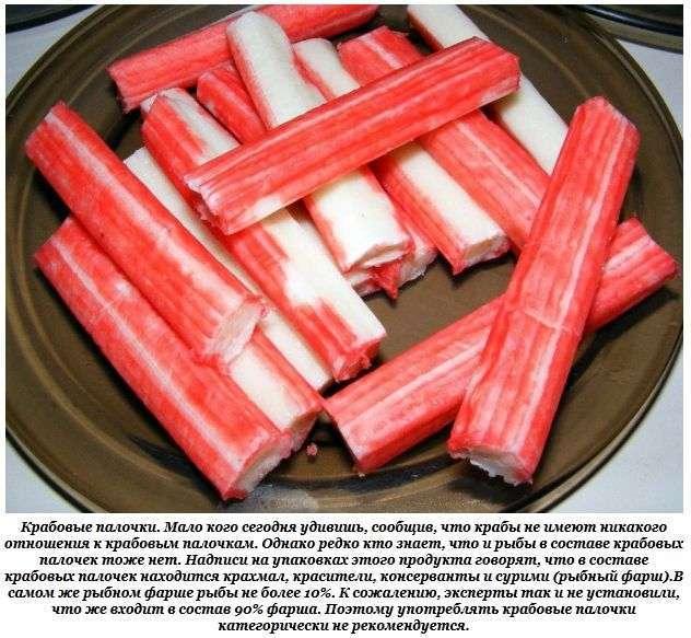 Підроблені продукти на полицях магазинів (8 фото)