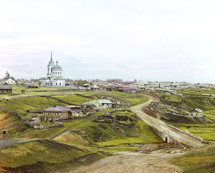 Рідкісні кольорові знімки початку 20го століття (70 фото)