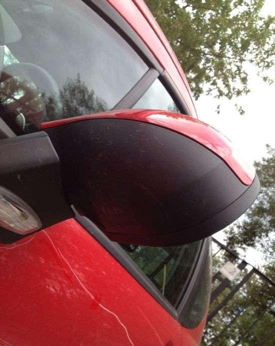 Не став свій автомобіль на чужому місці (10 фото)