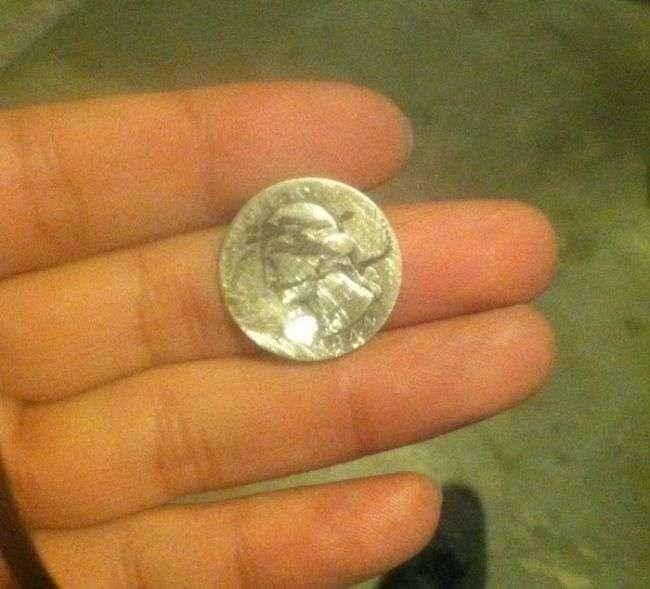 Робимо кільце з монети своїми руками (15 фото)