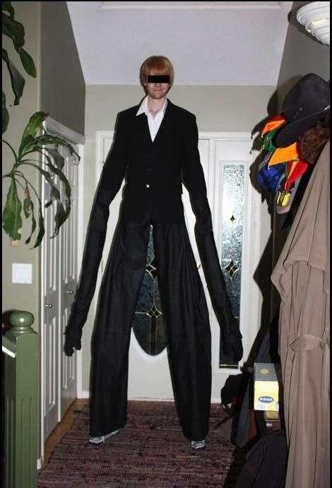 Класний костюм для розіграшу перехожих (5 фото)