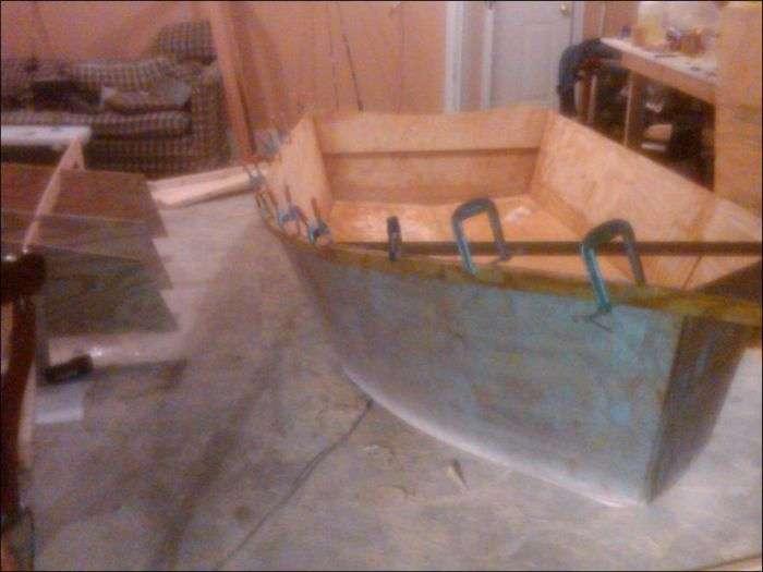Як зробити човен своїми руками (35 фото)