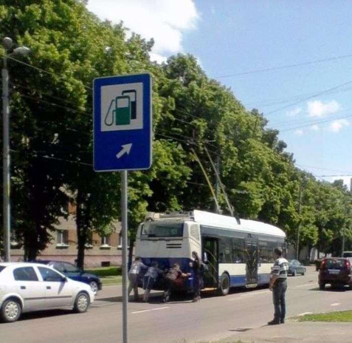 Тільки в Латвії (47 фото)