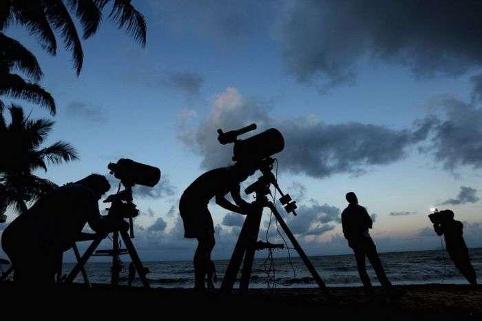 Сонячне затемнення в Австралії (17 фото)