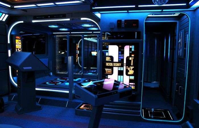 Квартира справжнього фаната серіалу Зоряний шлях (16 фото)