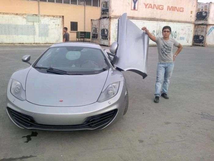 Суперкари у Вєтнамі не розкіш, а засіб пересування (28 фото)