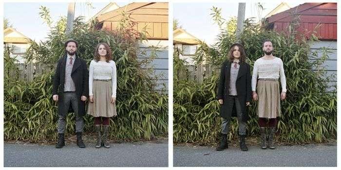 Кумедний проект: Одяг змінює сприйняття (74 фото)