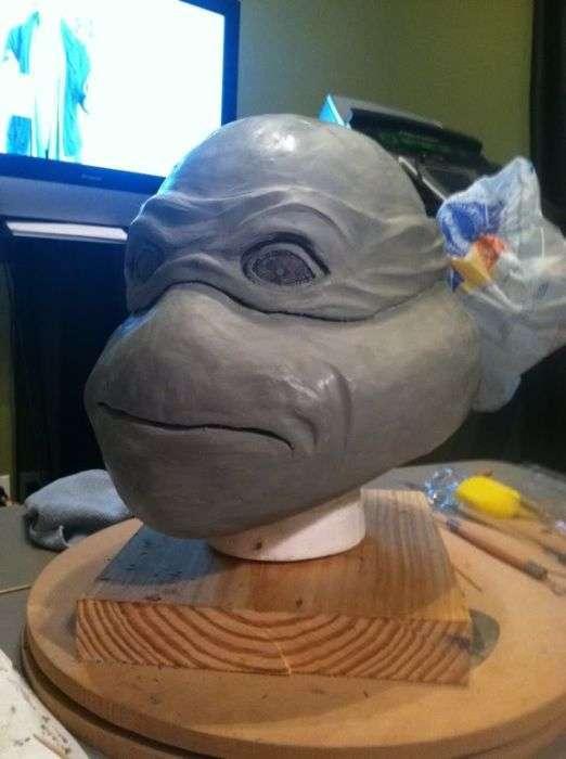Створення крутого костюма черепашки-ніндзя (114 фото)