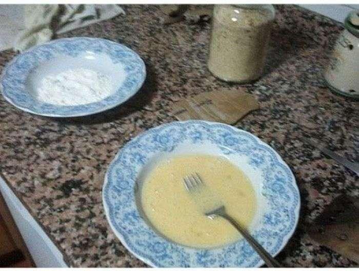 Жорсткий розіграш зі смачним обідом (12 фото)