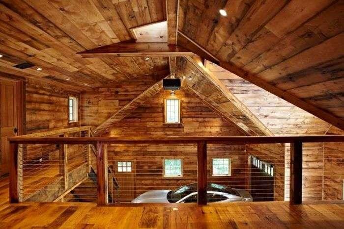 Будинок-мрія кожного чоловіка (15 фото)