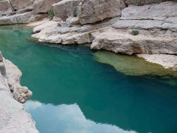 Райський оазис в пустелі (16 фото)