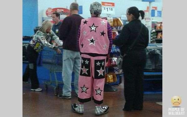 Смішні люди з супермаркетів. Частина 18 (55 фото)